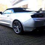 Umbau Camaro Gen6 Cabrio