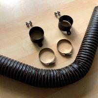 Kaltluftzufuhr für Luftfilter