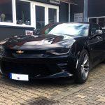Umbau Camaro Coupe Gen6